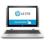 "HP x2 210 G2 Argento Ibrido (2 in 1) 25,6 cm (10.1"") 1280 x 800 Pixel Touch screen 1,44 GHz Intel® Atom™ x5-Z8350"