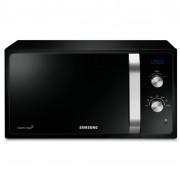 Cuptor cu microunde Samsung MS23F301EAK, 23 l, 800 W, Mecanic, Negru