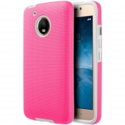 Funda Case Para Motorola Moto G5 (No Plus) Protector Ezpress - Rosa