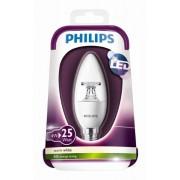 Sijalica LED Philips, E14, 3W (25W), PS539, toplo bela