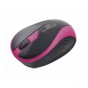 Mouse Esperanza TITANUM BUTTERFLY Optical Wireless TM113P Pink