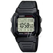 Casio W-800H-1AVES Casio Collection Resinplast 44.2x36.8 mm W-800H-1AVES