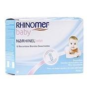 Rhinomer baby narhinel soft recargas descartáveis 10unidades - Rhinomer