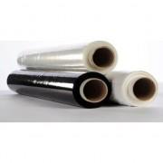 stretch film transparent făcut 1,70 kg 23my net, 500 mm x 159 m