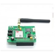 cocopar® la raspberry pie sim 800 expansion board gsm / gprs with mail function, support Raspberry Pi B + / 2B