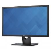 Dell 24 Monitor E2417H - 61cm(24) Black EUR