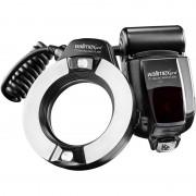 Walimex Pro TTL Flash Anular Macro para Nikon NG 14m