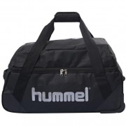 hummel Sporttasche AUTHENTIC CHARGE TROLLEY - black | S