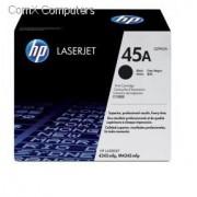 HP 45A Black Original LaserJet Toner Cartridge