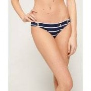 Superdry Picot bikinitrosor med struktur