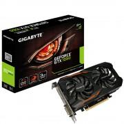 VGA Gigabyte GV-N1050OC-3GD, nVidia GeForce GTX 1050, 3GB, do 1582MHz, DP, DVI-D, HDMI, 24mj