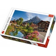 Puzzle Alpii Vara, 2000 piese