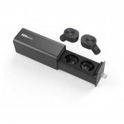Redlemon Audífonos Bluetooth TWS Manos Libres Base De Carga - Negro