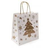 Vánoční dárková taška 250x110x240 mm Avantgard 938-1