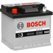 Baterie auto Bosch S3 45AH 400A borna inversa