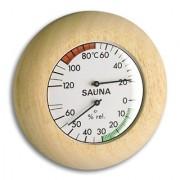 Термометър - хигрометър за сауна - 40.1028