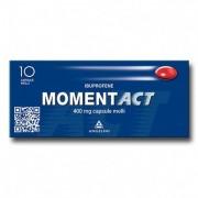 > Momentact 10 Capsule Molli 400 mg