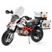 Peg Perego Ducati hypercross moto elettrica per bambini 12 volt