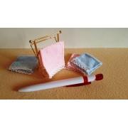 Prosopele cu dantela - miniaturi papusi