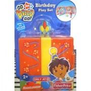 Nick Jr GO DIEGO GO Birthday Play Set