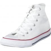 Converse All Star Kids Hi Optical White, Skor, Sneakers & Sportskor, Höga sneakers, Vit, Barn, 32
