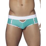 Pikante Carabine Brief Underwear Green 8685