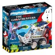 Playset Ghostbusters - Spengler With Car Playmobil 9386 (38 pcs)