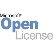 Microsoft Project Software Assurance Government OPEN 1 License No Level
