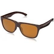 Smith 363287, Gafas de sol Unisex adultos, Negro (Grey/Black), 55 mm