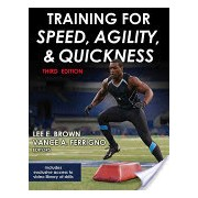 Training for Speed, Agility, and Quickness (Ferrigno Vance A.)(Paperback) (9781450468701)