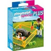Tarcul cu Porcusori De Guineea Playmobil