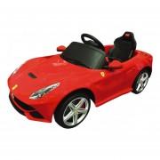 Auto a Batería Ferrari F12-Rojo