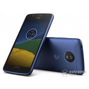 Telefon Motorola Moto G5 DUAL SIM, Blue (Android)