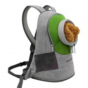 Pet Cat Carrier Puppy Dog Pouch Outdoor Chest Bag Backpack - L