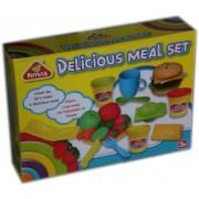 Детска занимателна игра Комплект за приготвяне на вкусна храна