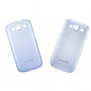Samsung EFC-1G6S Cover Blu, Trasparente