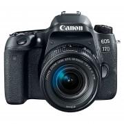 Camara Canon EOS 77D EF-S 18-135mm IS USM