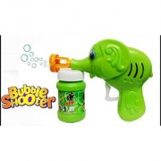 Ben 10 Green Bubble Gun Blower Toy