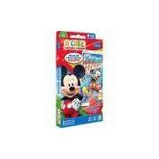 Jogo Monta Pôster Copag A Casa do Mickey Mouse