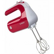 Bosch Handmixer Styline Colour »MFQ40304«,500 Watt, 5 Stufen, Red Diamond/silber