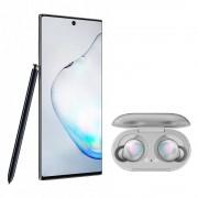 Samsung Galaxy Note 10 256GB Desbloqueado - Negro + Galaxy Buds Grises