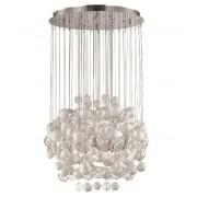 Lampadario a Sospensione - Ideal Lux - Bollicine Bianco - 087924