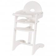 Geuther Filou Trona Para Bebé Ajustable En Función De La Edad Color Blanco