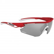 Salice 012 CRX Photochromic Sunglasses - Red/Grey