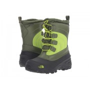 The North Face Alpenglow IV (ToddlerLittle KidBig Kid) Terrarium GreenLime Green