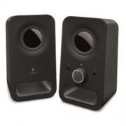 Reproduktory Logitech Z150 Multimedia Speaker 2.0, 6W, čierne