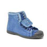 Natural World Bota Deportiva Pelo 2110 Azul