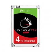 SEAGATE Ironwolf PRO Enterprise NAS HDD 4TB 7200rp ST4000NE001