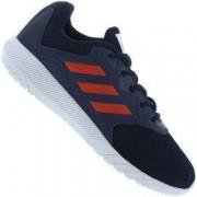 adidas Tênis adidas QuickRun 2 K - Infantil - AZUL ESCURO
