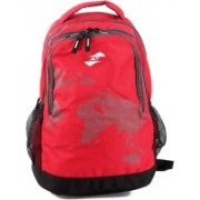 American Tourister Cyber C1 Backpack(Red)